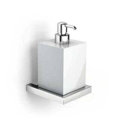 Дозатор для мыла керамика IBB Xoni, цвет: хром
