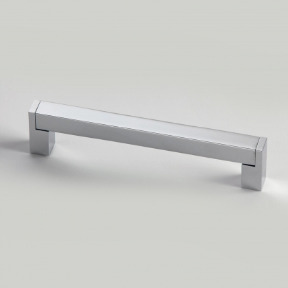 EBAN Quadro ручка-скоба для мебели, Цвет: хром