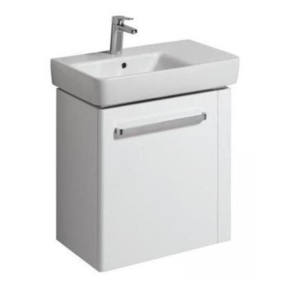Шкафчик под умывальник Keramag Renova Nr.1 Comprimo 862065 59x60x22 с п/д, белый