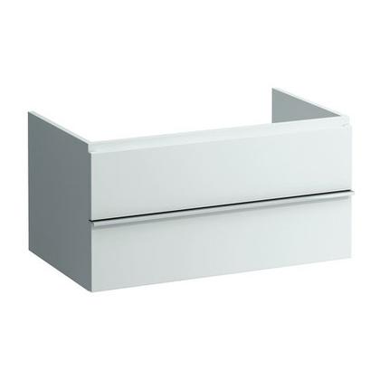 Шкафчик под умывальник Laufen Case 405233 89x45x52 с 2 ящиками и сифоном