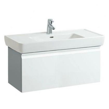 Шкафчик под умывальник Laufen Pro 483061 77x45x39, выдвижной ящик, белый