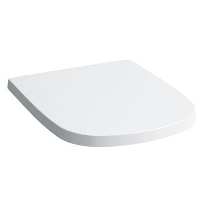 Сиденье с плоской крышкой Soft Close для унитаза Laufen Palomba 891802