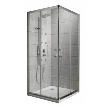 Душевой уголок Radaway Premium Plus D 80/100 30434-01-01N