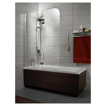 Шторка для ванны Radaway Torrenta PND L 1010 хром+транспарент